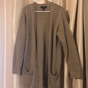Forever 21 Cardigan Sweater with Pockets